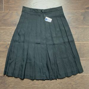 Norton McNaughton Petite Black Skirt